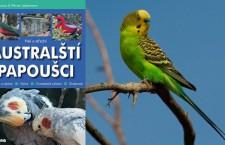 Malí a střední australští papoušci: kniha, která cílí na nejširší skupinu chovatelů u nás