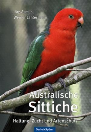 Originální německé vydání knihy Australští papoušci