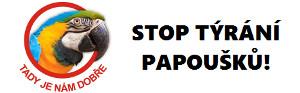 Stop týrání papoušků