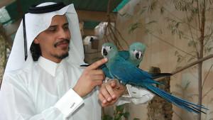 Šejk Saud bin Mohammed Al-Thani. © AWWP, Hammer
