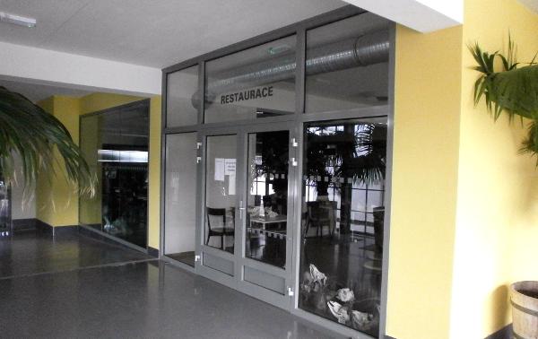 Kroměřížské výstaviště láká na kvalitní zázemí s vlastní restaurací a sociálním zařízením (Foto: Výstaviště Floria)