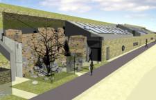 Zoo Praha začala stavět Rákosův pavilon pro ary kobaltové, kakaduy palmové a trichy orlí