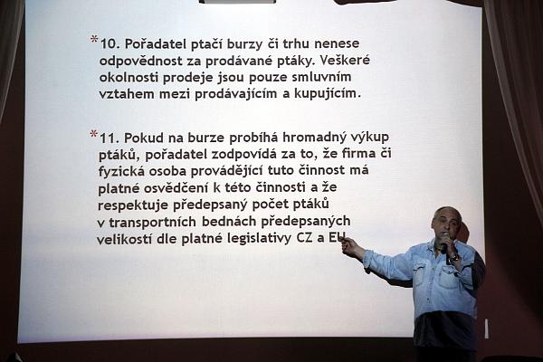 Pravidla budou muset dodržovat i výkupčí ptáků (Foto: Jan Potůček, Ararauna.cz)