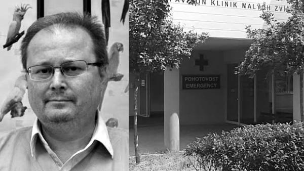 Zemřel Viktor Tukač, jeden z největších veterinárních expertů na papoušky v Česku