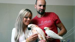 Zuzana a Martin Černí