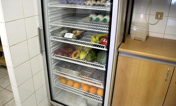 Papoušci musí mít k dispozici neustále čerstvé ovoce (Foto: Jan Potůček, Ararauna.cz)