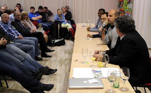 Letošní setkání v Kozovazech si drtivá většina účastníků nenechala ujít až do konce (Foto: Jan Potůček, Ararauna.cz)