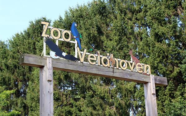 Po změně majitele došlo i k úpravě názvu a loga ptačího parku Veldhoven. Nyní to je regulérní zoologická zahrada. (Foto: Jan Potůček, Ararauna.cz)