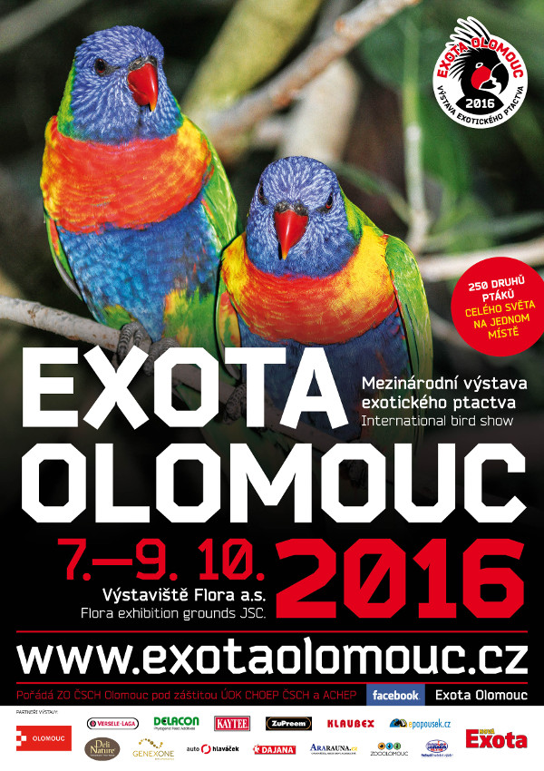 EXOTA Olomouc 2016
