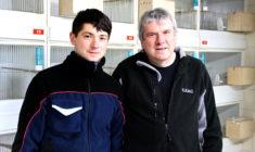Miloslav a Marek Blažkovi: Agapornise chováme 15 let, ale stále se ještě máme co učit
