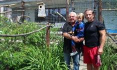 Pavel Antl: S nápadem zastavět zahradu proletovou voliérou pro žaky přišel můj kamarád