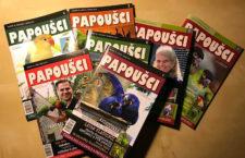 Časopis Papoušci změnil vydavatele a sídlo, už nepatří nakladatelství Dona