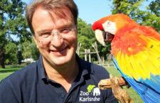 V německé Zoo Karlshure uhynul ara arakanga, který hrál ve filmu Pipi Dlouhá punčocha. Dožil se 51 let