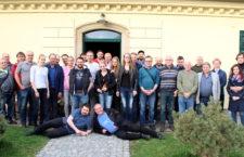Chovatelské setkání ve Skaličce mělo opět plno, přednášku Martina Papače vyslechlo 45 účastníků