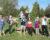 Na Chomutovsku létal ara hyacintový a ara kaninda. Sraz volnoletců přilákal na 300 zvědavců