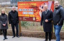 Pražská zoo vybrala na pomoc Austrálii částku 13,5 milionu korun. Sbírka pokračuje